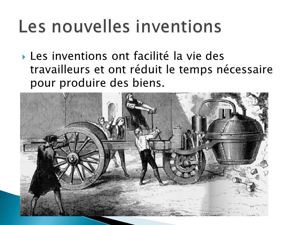 Les nouvelles inventions
