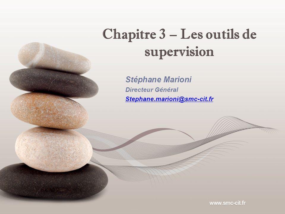 Chapitre 3 – Les outils de supervision