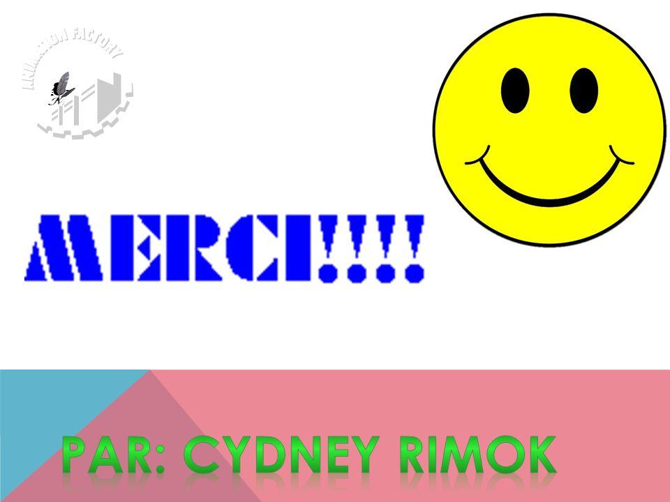 PAR: Cydney rimok