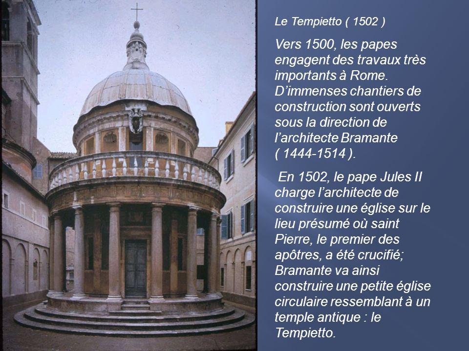 Le Tempietto ( 1502 )