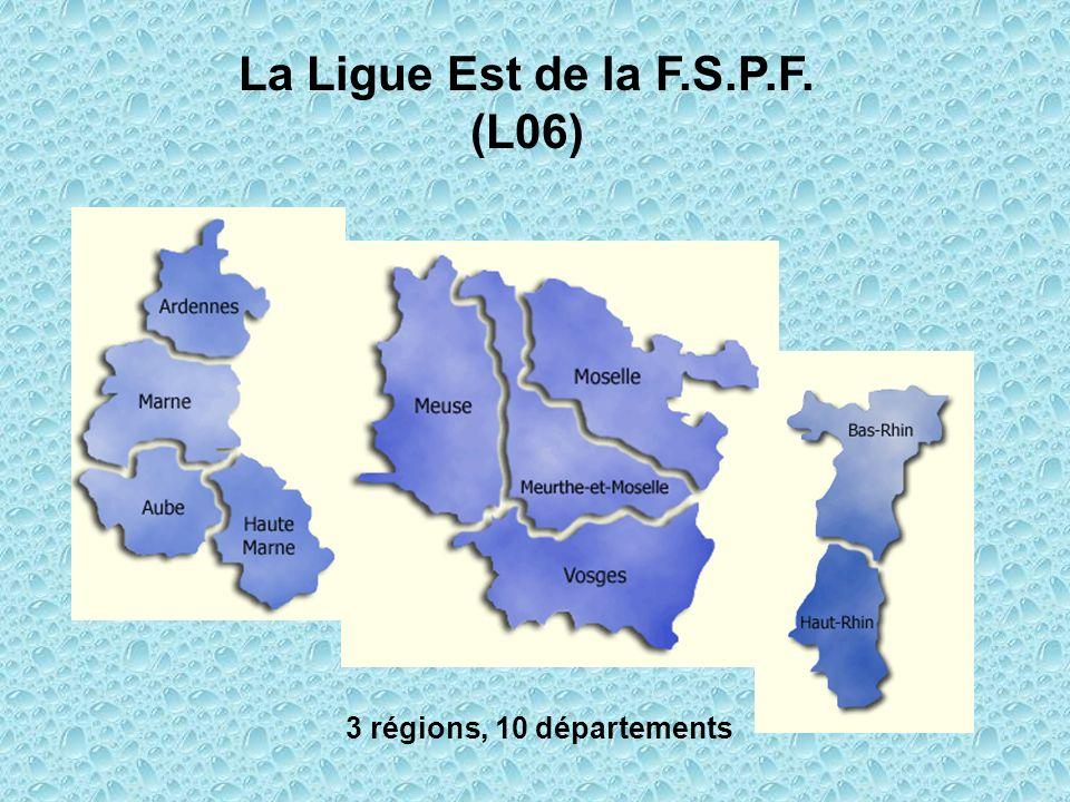 La Ligue Est de la F.S.P.F. (L06)