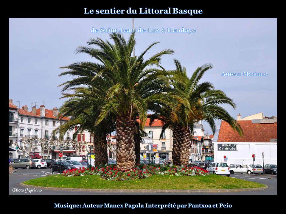 Le sentier du Littoral Basque