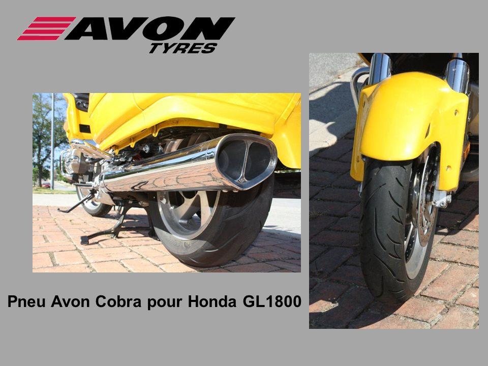 Pneu Avon Cobra pour Honda GL1800