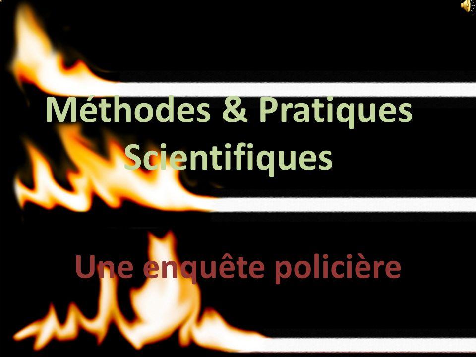 Méthodes & Pratiques Scientifiques