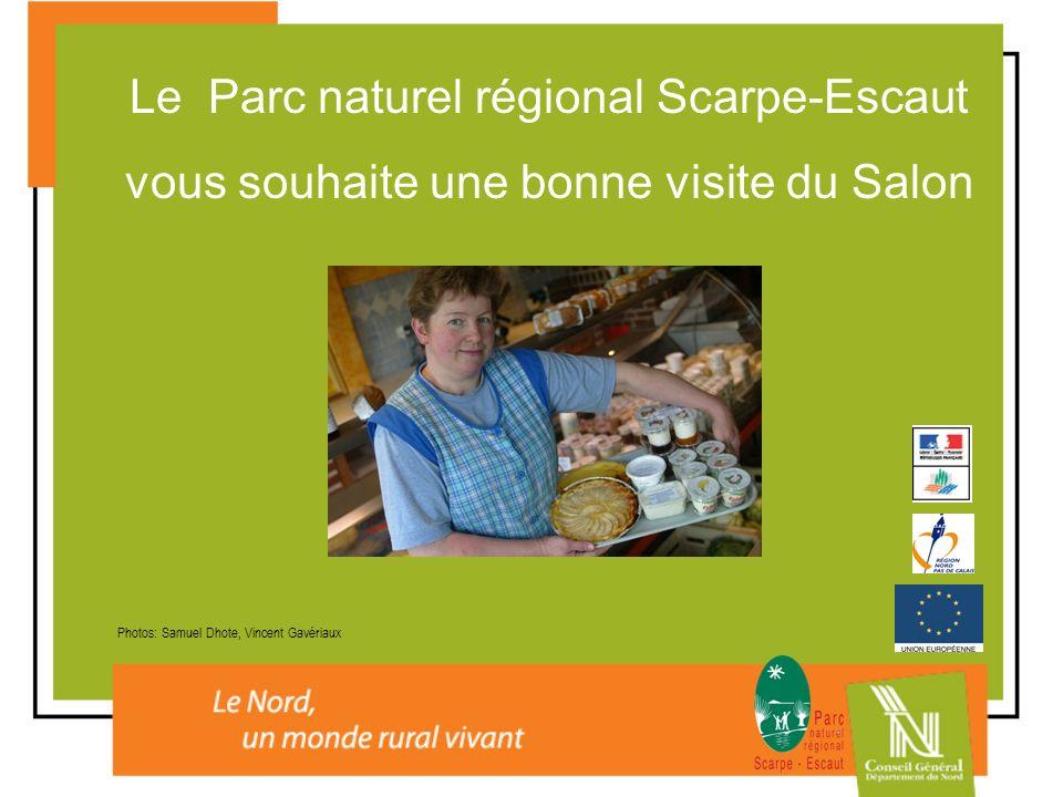 Le Parc naturel régional Scarpe-Escaut