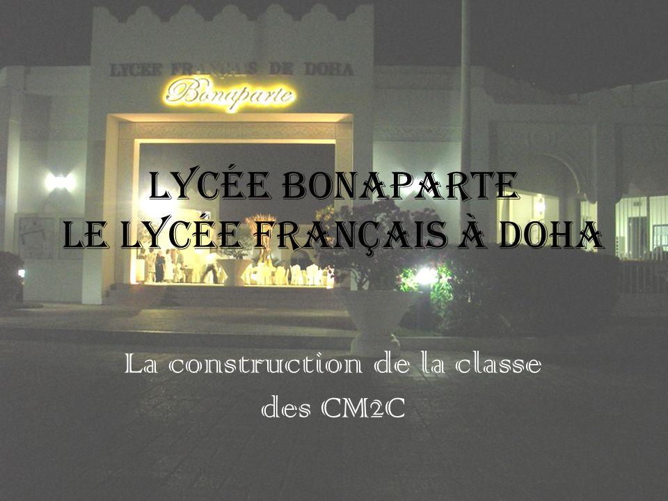 Lycée Bonaparte le lycée français à doha