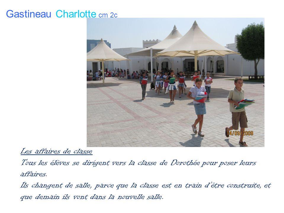 Gastineau Charlotte cm 2c