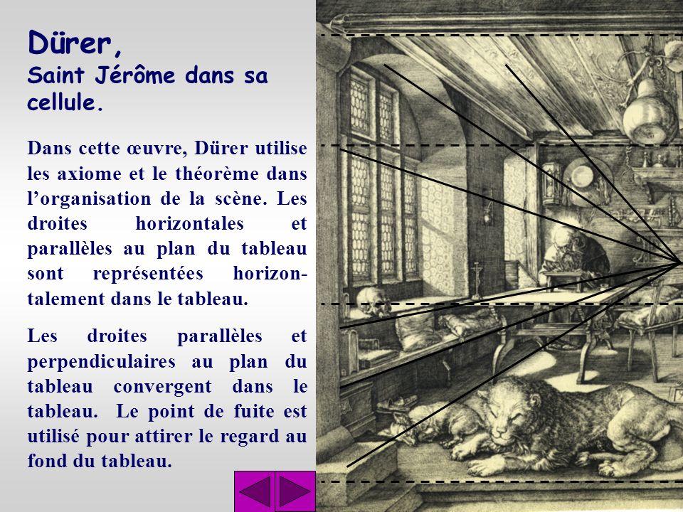Dürer, Saint Jérôme dans sa cellule.
