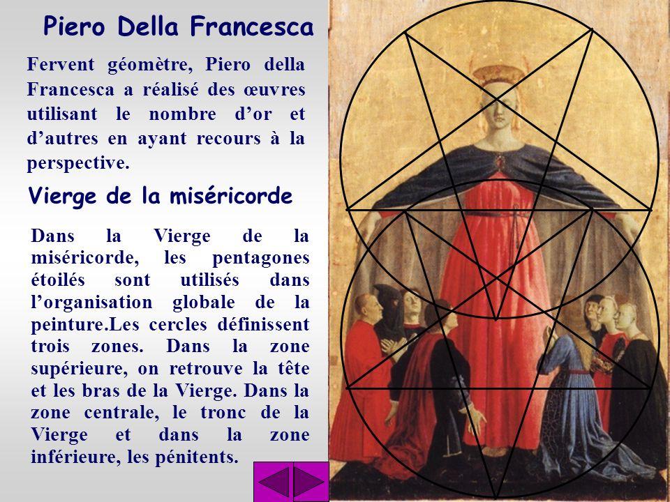 Piero Della Francesca Vierge de la miséricorde