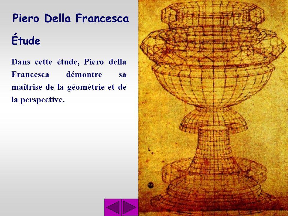 Piero Della Francesca Étude