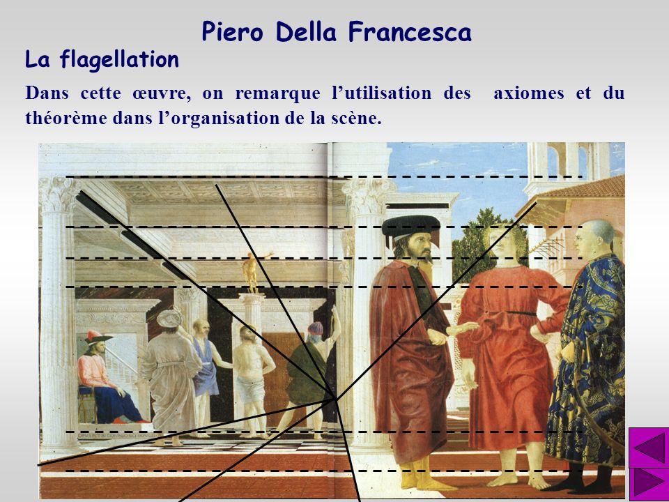 Piero Della Francesca La flagellation