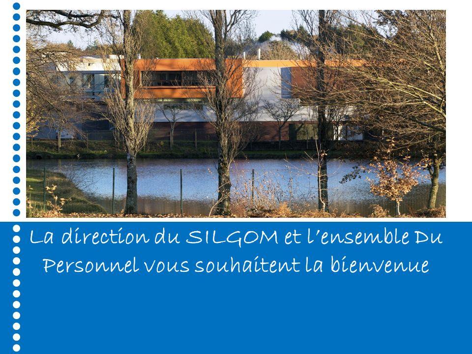 La direction du SILGOM et l'ensemble Du Personnel vous souhaitent la bienvenue