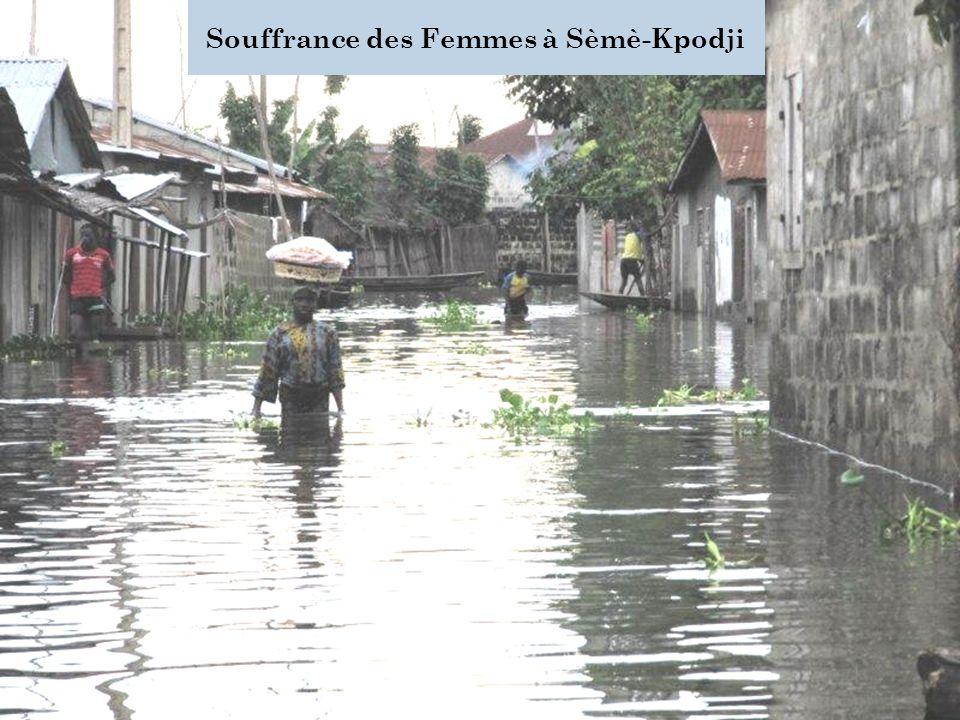 Souffrance des Femmes à Sèmè-Kpodji