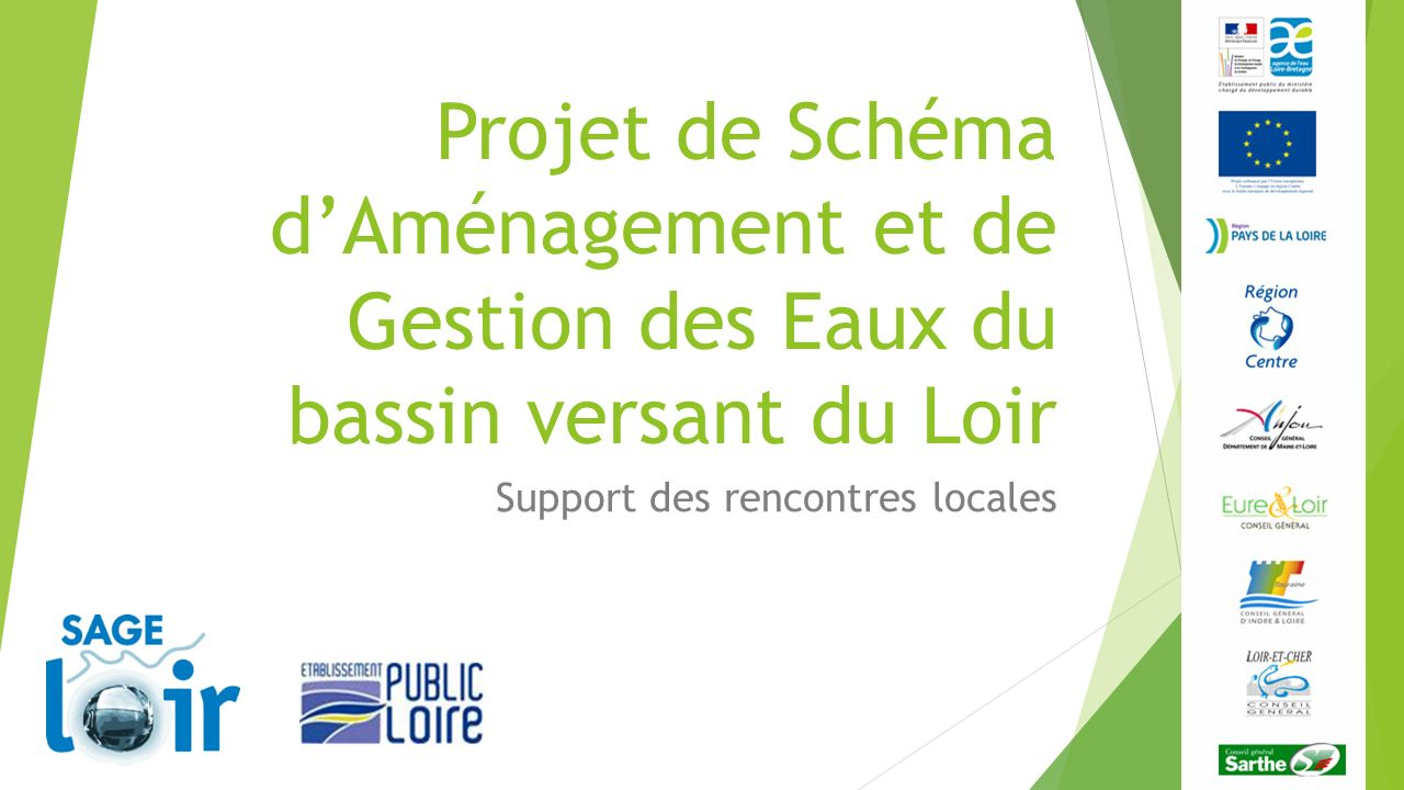 Support des rencontres locales