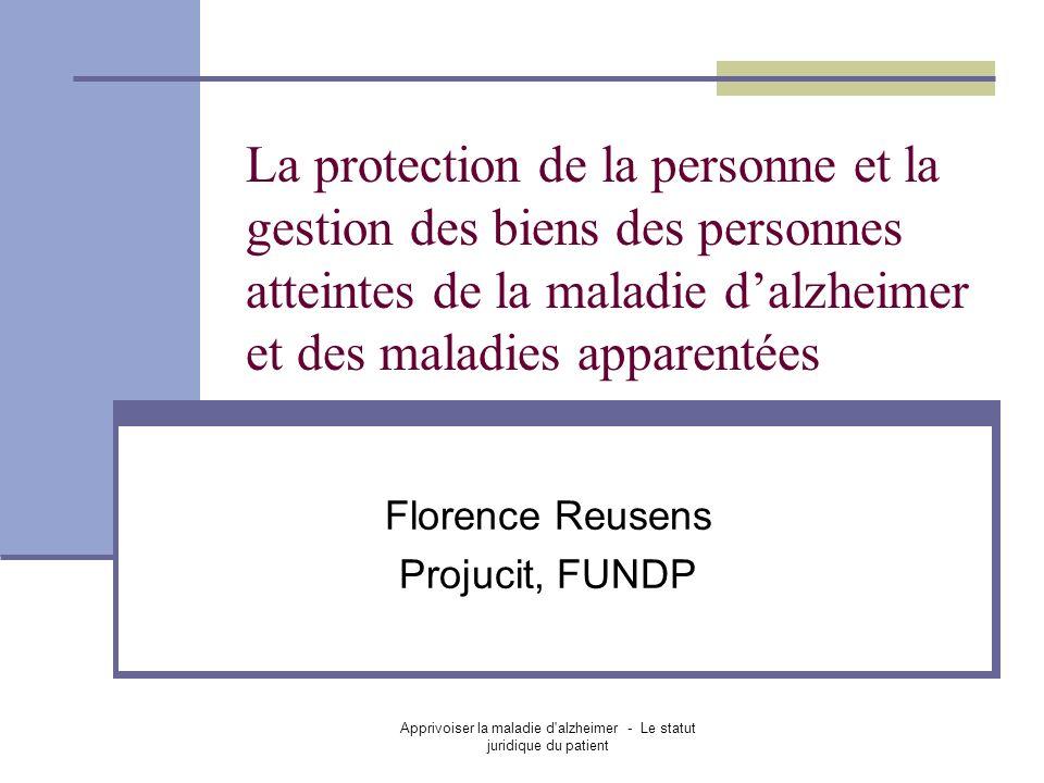 Florence Reusens Projucit, FUNDP