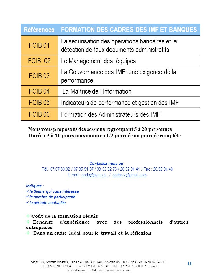 catalogue de formation ppt video online t u00e9l u00e9charger