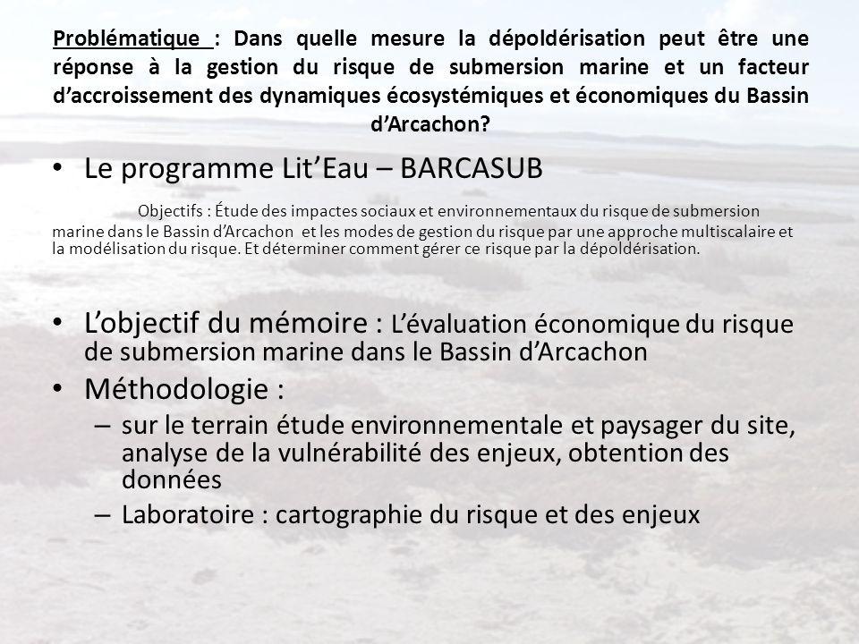 Le programme Lit'Eau – BARCASUB