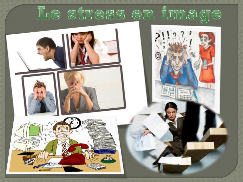 Le stress en image