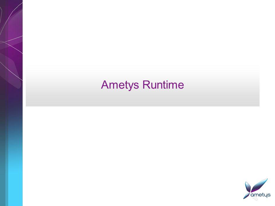 Ametys Runtime