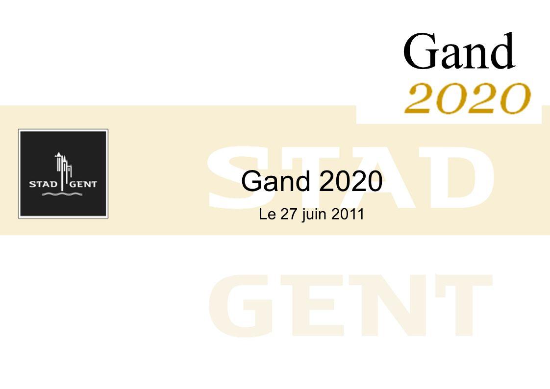 Gand Gand 2020 Le 27 juin 2011