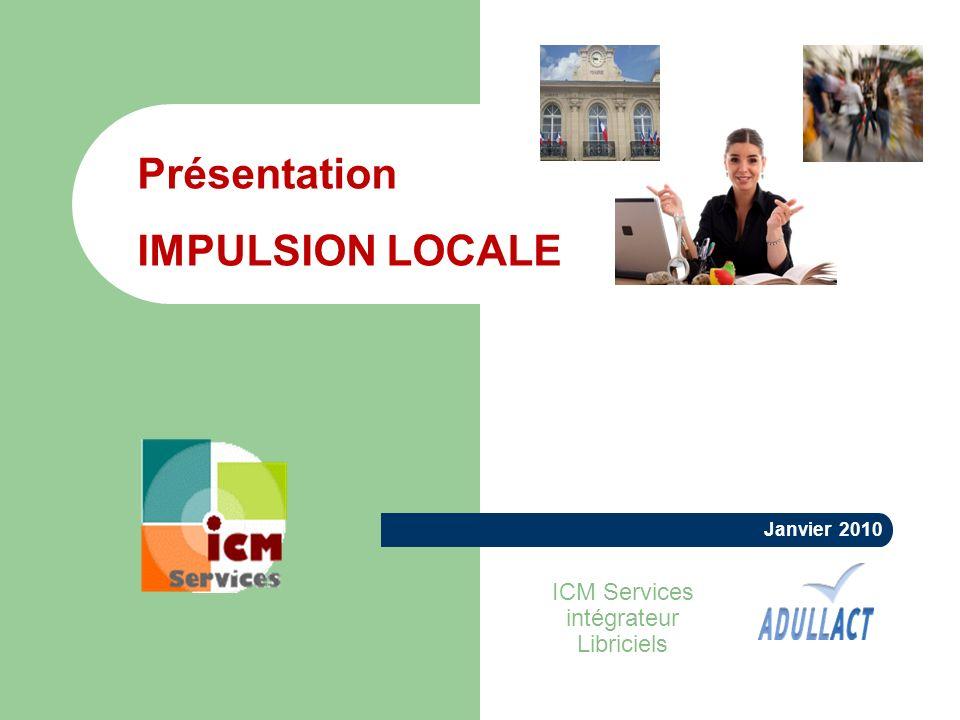 ICM Services intégrateur Libriciels