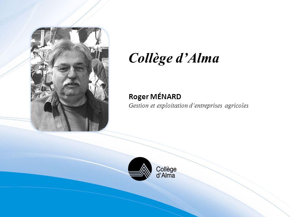 Collège d'Alma Roger MÉNARD