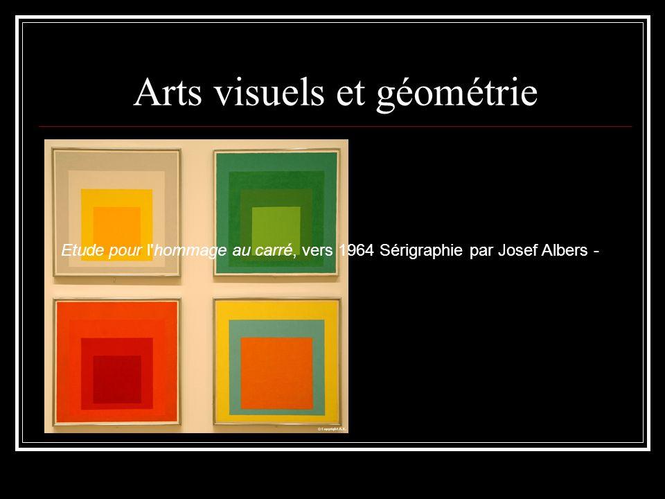Arts visuels et géométrie