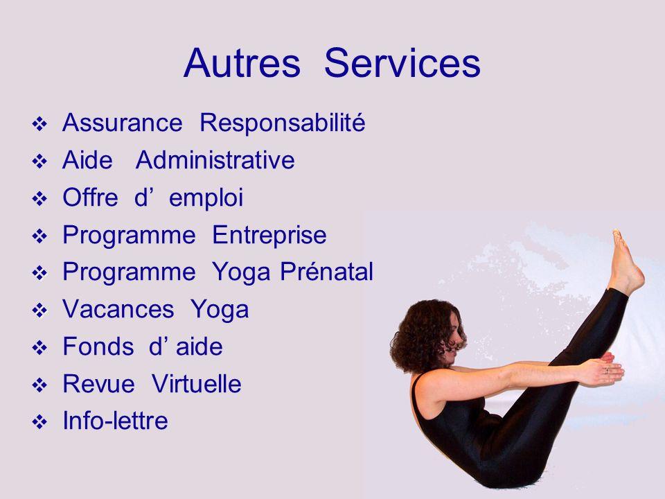 Autres Services Assurance Responsabilité Aide Administrative