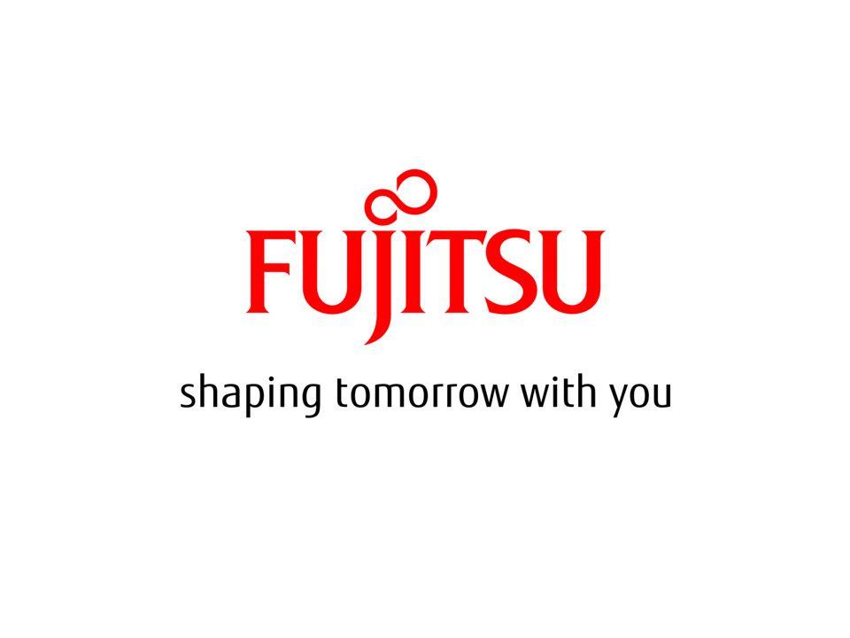 Backup Copyright 2011 FUJITSU Copyright 2011 FUJITSU