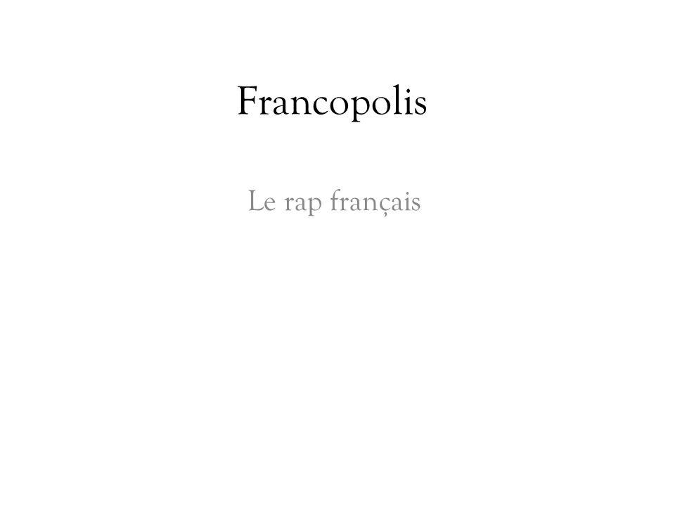 Francopolis Le rap français