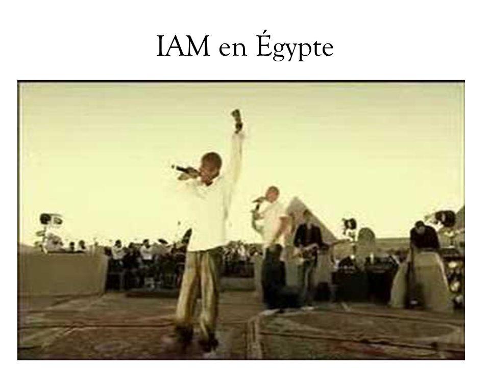IAM en Égypte