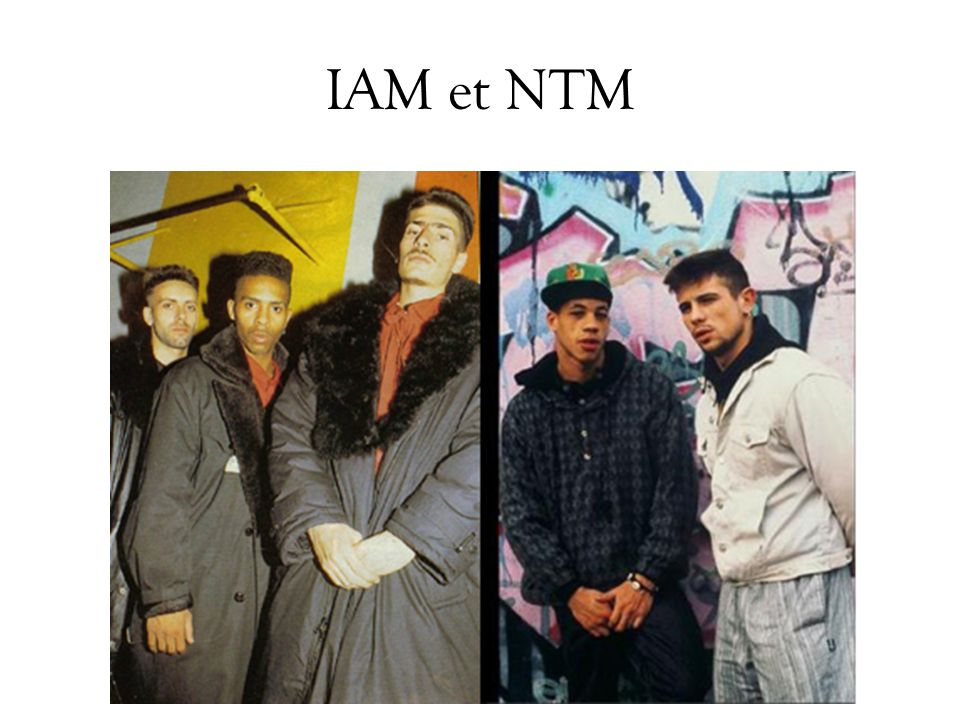 IAM et NTM