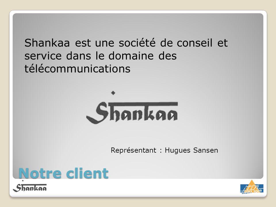 Shankaa est une société de conseil et service dans le domaine des télécommunications