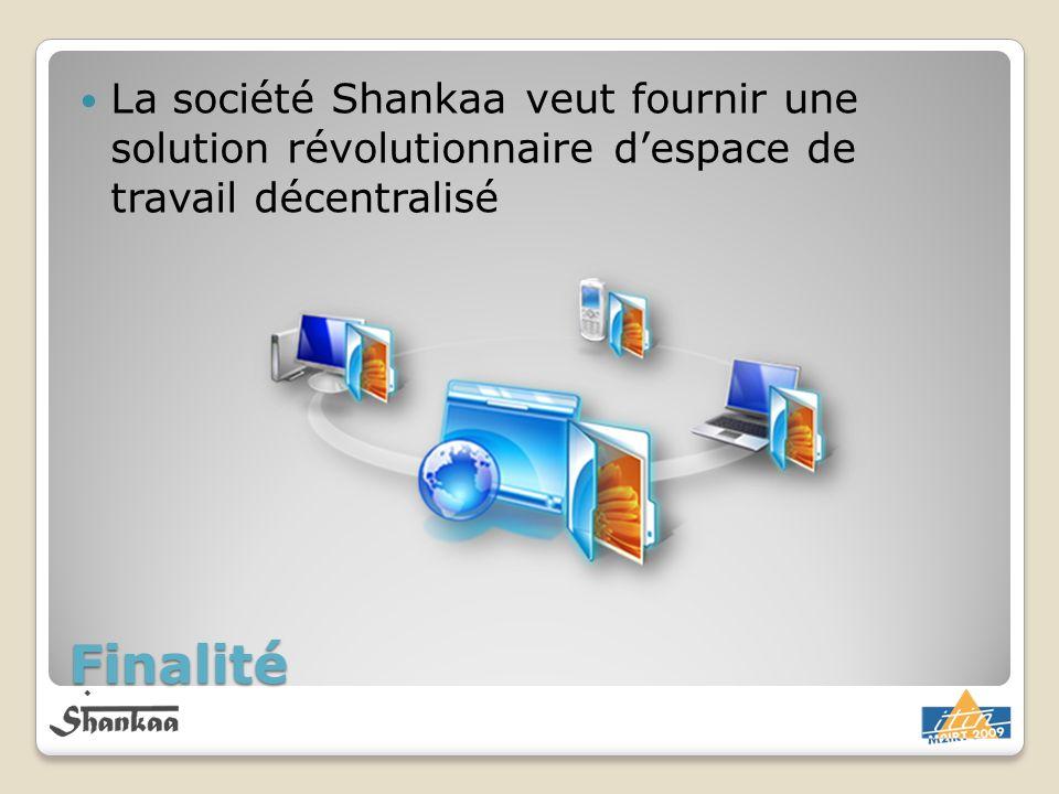 La société Shankaa veut fournir une solution révolutionnaire d'espace de travail décentralisé