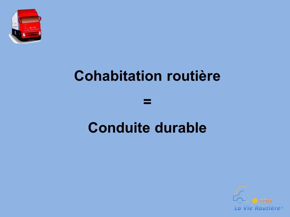 Cohabitation routière