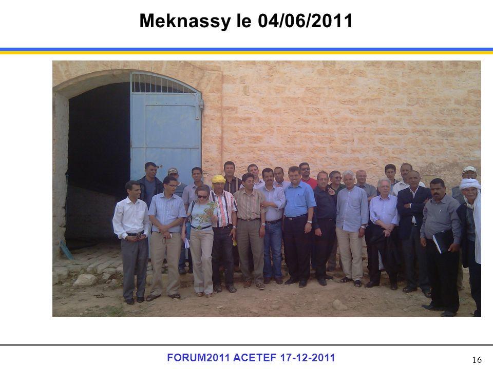 Meknassy le 04/06/2011
