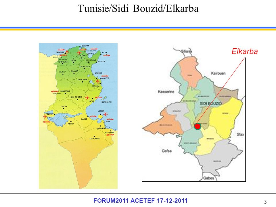 Tunisie/Sidi Bouzid/Elkarba