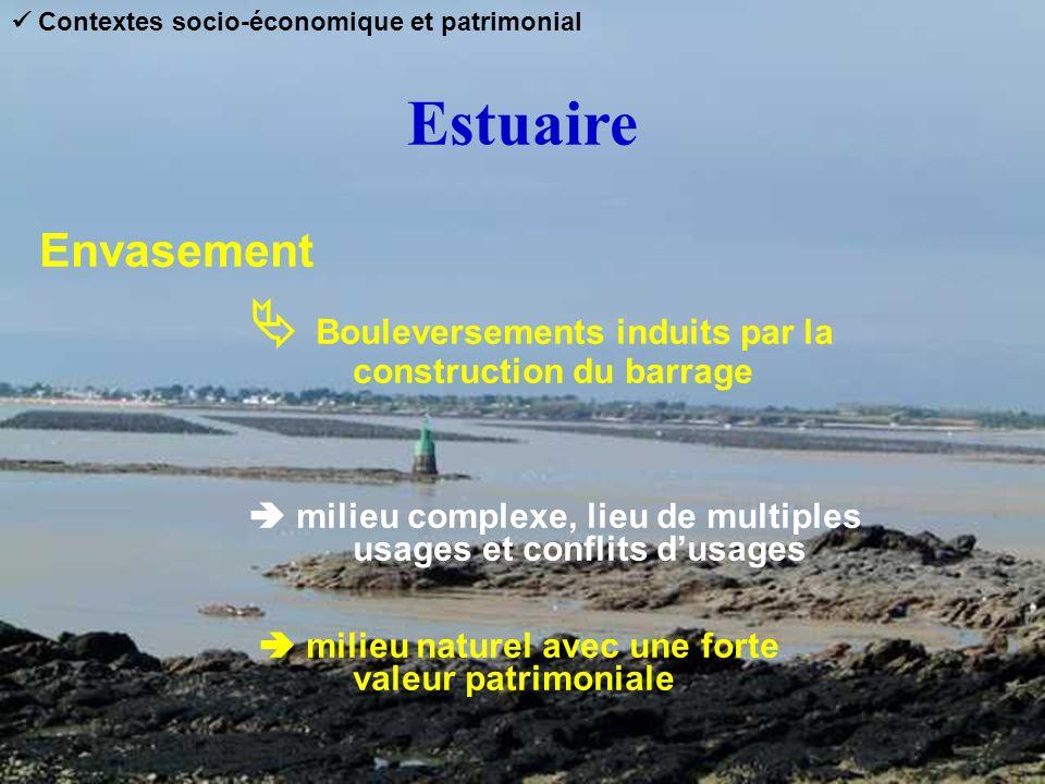  Contextes socio-économique et patrimonial