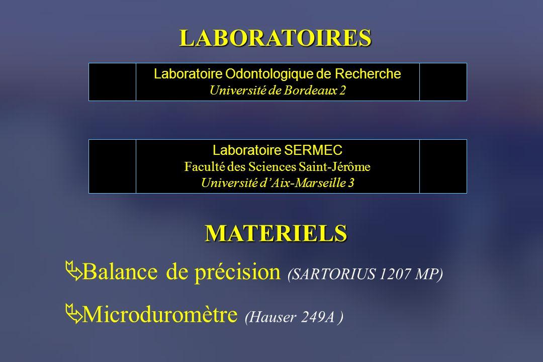 Balance de précision (SARTORIUS 1207 MP)
