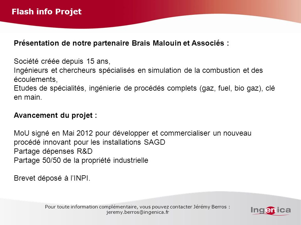 Présentation de notre partenaire Brais Malouin et Associés :