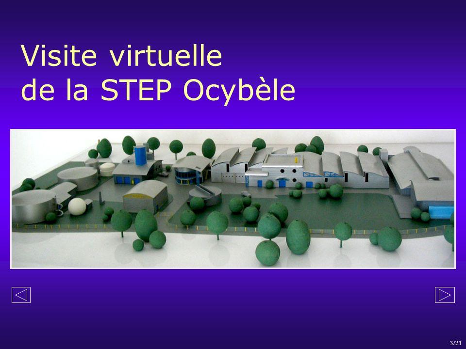 Visite virtuelle de la STEP Ocybèle