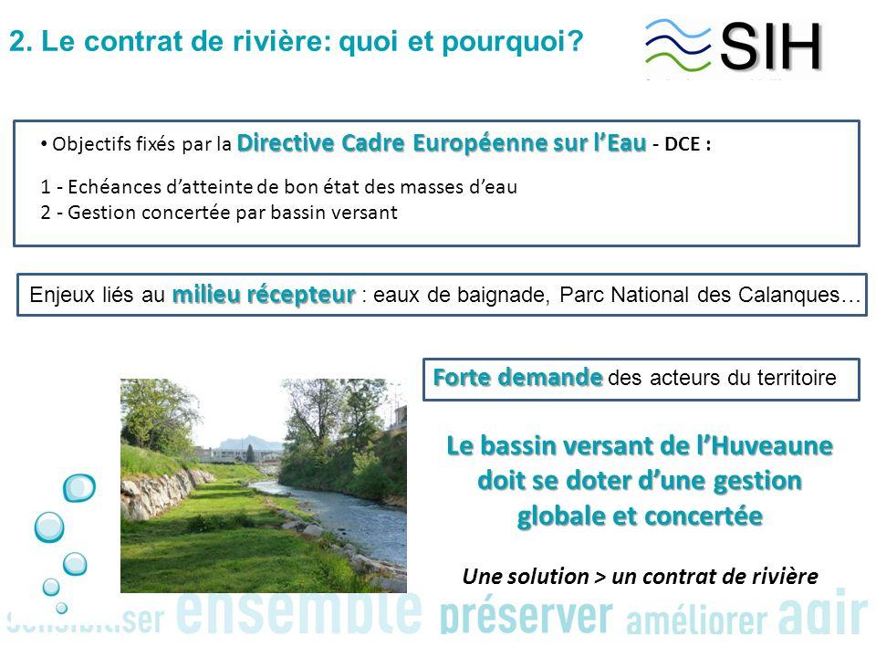 Une solution > un contrat de rivière