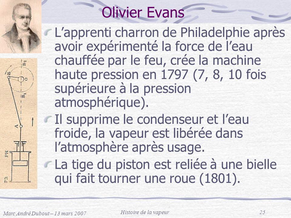 Olivier Evans