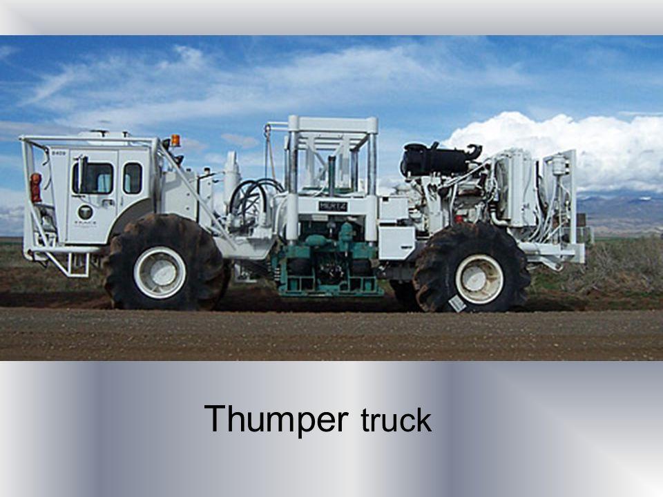 Thumper truck