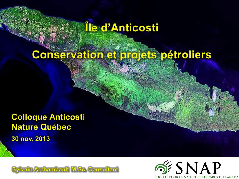 Conservation et projets pétroliers