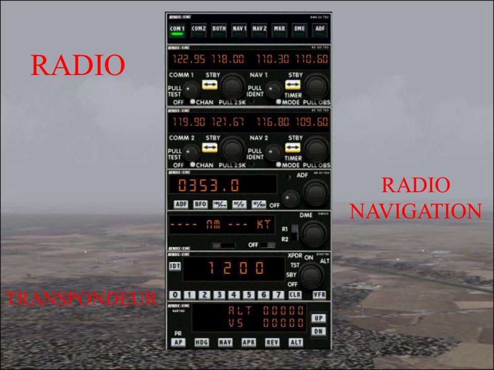 RADIO RADIO NAVIGATION TRANSPONDEUR