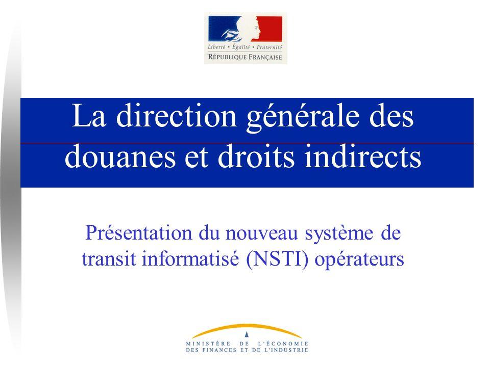 La direction générale des douanes et droits indirects
