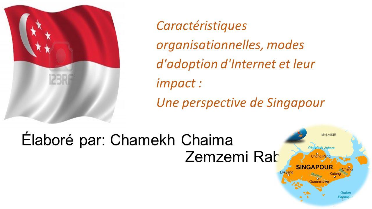 Élaboré par: Chamekh Chaima Zemzemi Rabaa