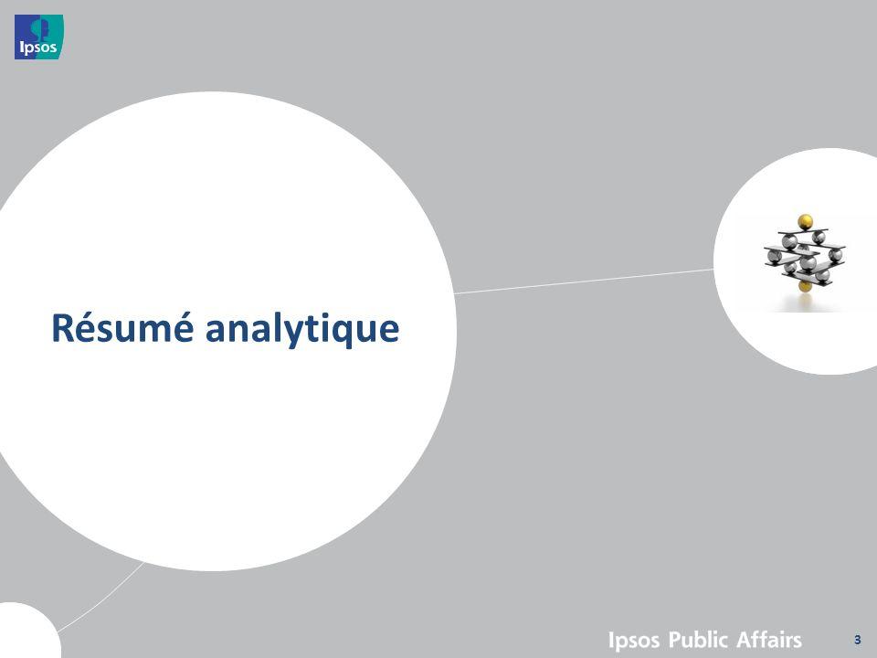 Résumé analytique