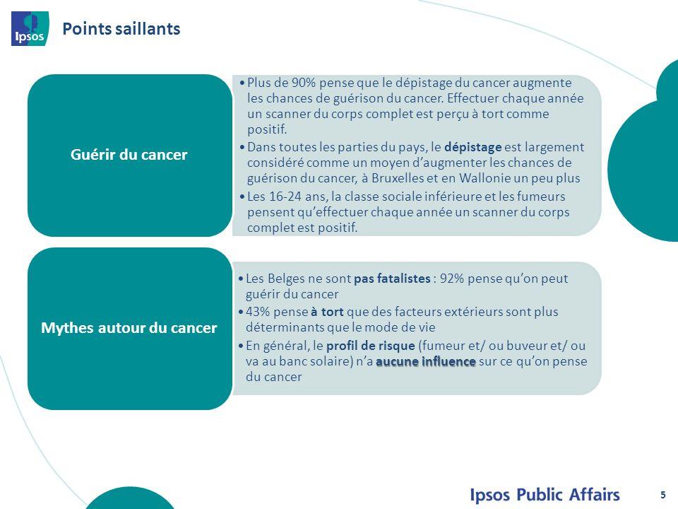 Mythes autour du cancer